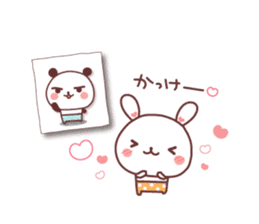 Kisses and Hugs! sticker #6871724