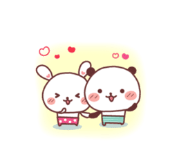 Kisses and Hugs! sticker #6871732