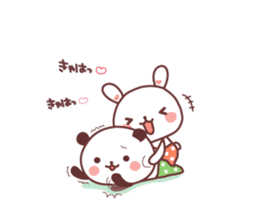 Kisses and Hugs! sticker #6871736