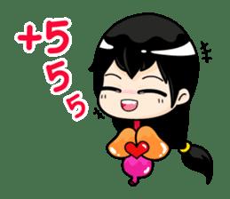 Yaisai Naughty Krasue sticker #6872545