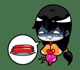 Yaisai Naughty Krasue sticker #6872567