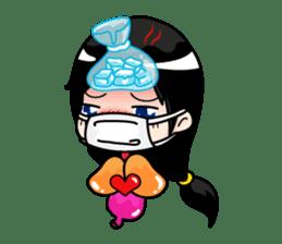 Yaisai Naughty Krasue sticker #6872580