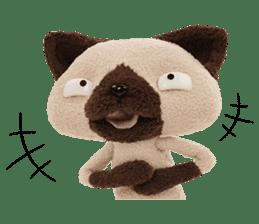 BOTOS Cat v1 sticker #6877225