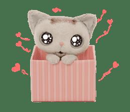 BOTOS Cat v1 sticker #6877228
