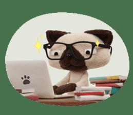 BOTOS Cat v1 sticker #6877234