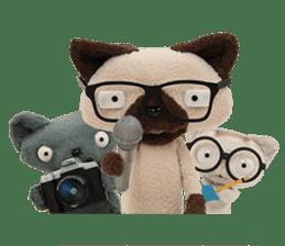 BOTOS Cat v1 sticker #6877238