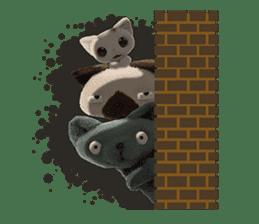 BOTOS Cat v1 sticker #6877239