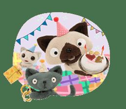 BOTOS Cat v1 sticker #6877241