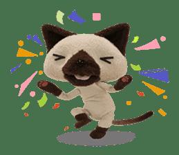 BOTOS Cat v1 sticker #6877244