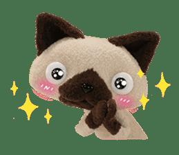 BOTOS Cat v1 sticker #6877249