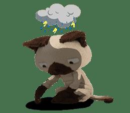 BOTOS Cat v1 sticker #6877251