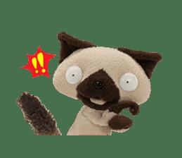 BOTOS Cat v1 sticker #6877256