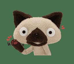 BOTOS Cat v1 sticker #6877260