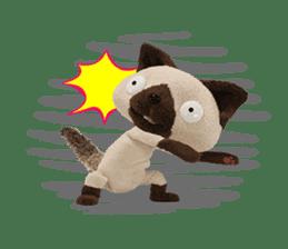 BOTOS Cat v1 sticker #6877263