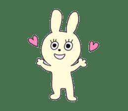Kawaii Colorful Animals sticker #6890185