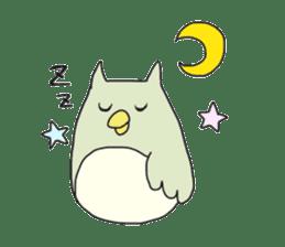 Kawaii Colorful Animals sticker #6890191