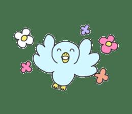 Kawaii Colorful Animals sticker #6890197