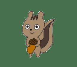 Kawaii Colorful Animals sticker #6890206