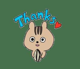 Kawaii Colorful Animals sticker #6890215