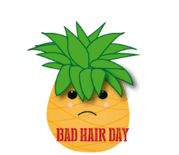 Cute Pineapples sticker #6892967