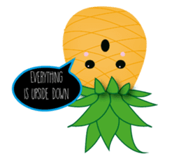 Cute Pineapples sticker #6892981