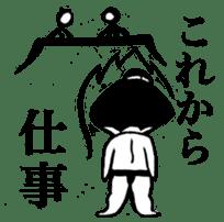 Sumo wrestler sticker! sticker #6898932