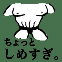 Sumo wrestler sticker! sticker #6898950