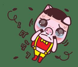 Oink Oink Piggy! sticker #6898995