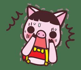 Oink Oink Piggy! sticker #6899000