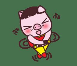 Oink Oink Piggy! sticker #6899001