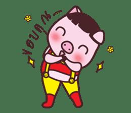 Oink Oink Piggy! sticker #6899003