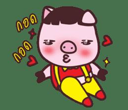 Oink Oink Piggy! sticker #6899004