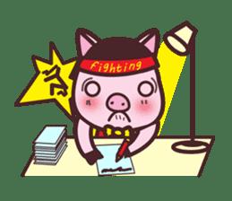 Oink Oink Piggy! sticker #6899007