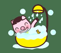 Oink Oink Piggy! sticker #6899008