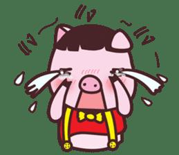 Oink Oink Piggy! sticker #6899021