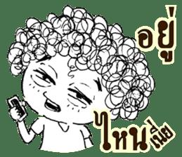 Lively Cartoon sticker #6899235