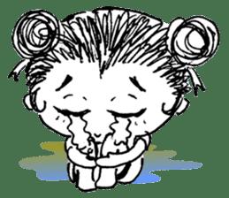 Lively Cartoon sticker #6899238
