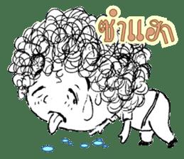 Lively Cartoon sticker #6899256