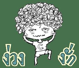 Lively Cartoon sticker #6899257