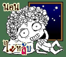 Lively Cartoon sticker #6899259