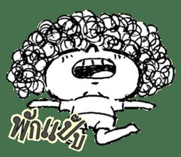 Lively Cartoon sticker #6899269