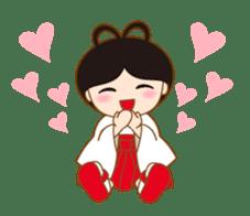 Enishi chan sticker #6900956