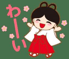 Enishi chan sticker #6900957