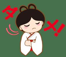 Enishi chan sticker #6900959