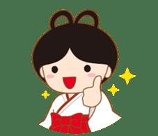 Enishi chan sticker #6900962