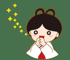 Enishi chan sticker #6900980