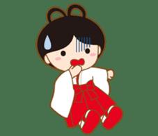 Enishi chan sticker #6900981
