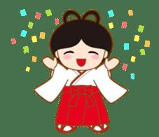 Enishi chan sticker #6900984