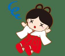 Enishi chan sticker #6900986
