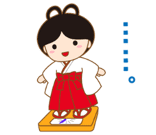 Enishi chan sticker #6900987